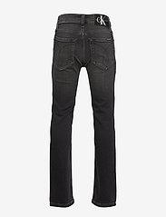 Calvin Klein - SLIM - ATH WASH BLACK STR - jeans - athletic wash black stretch - 1