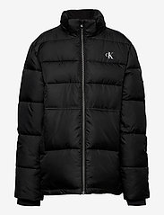 Calvin Klein - ESSENTIAL PUFFER JACKET - dunjakker & forede jakker - ck black - 2