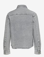 Calvin Klein - CLOUD WASHED SHIRT - hemden - asphalt grey - 1