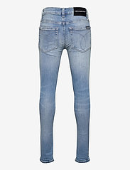 Calvin Klein - SUPER SKINNY INFINITE LT BL STR - jeans - infinite light blue stretch - 1