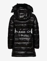 Calvin Klein - ESSENTIAL DOWN LONG COAT - puffer & padded - ck black - 2