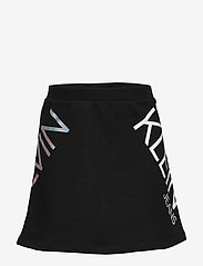 Calvin Klein - HERO LOGO SKIRT - spódnice - ck black - 0