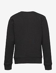 Calvin Klein - CIRCLE MONOGRAM SWEATSHIRT - sweatshirts - ck black - 1