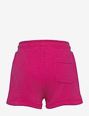 Calvin Klein - CK REPEAT FOIL KNIT SHORTS - shorts - hot magenta - 1