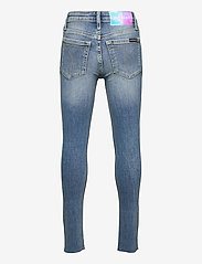 Calvin Klein - SKINNY HR AUTH BL HL STR - jeans - authentic high low stretch - 1