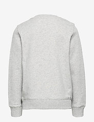 Calvin Klein - MONOGRAM LOGO SWEATSHIRT - sweatshirts - light grey heather - 1