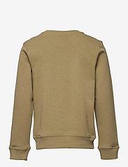 Calvin Klein - MONOGRAM LOGO SWEATSHIRT - sweatshirts - olive khaki - 1