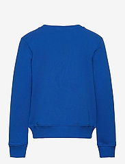 Calvin Klein - MONOGRAM LOGO SWEATSHIRT - sweatshirts - ultra blue - 1