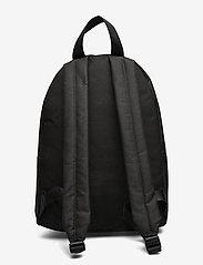 Calvin Klein - HYBRID LOGO BACKPACK - rucksäcke - ck black - 1