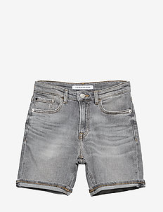 TAPERED SHORT GREY AUTH COMFORT - GREY AUTHENTIC COMFORT