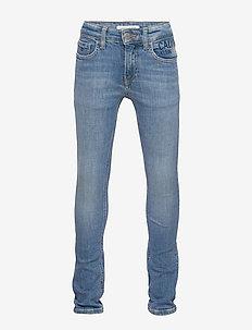 SKINNY PINE LIGHT BL STR - jeans - pine light blue stretch