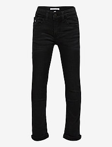 SLIM CHALK BLACK STRETCH - jeans - chalk black stretch