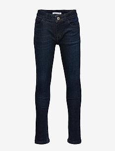 SKINNY MR LUXE DARK BLUE STR - jeans - luxe dark blue str