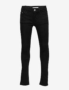 SKINNY MR SUST BLACK STR - jeans - sust black stretch