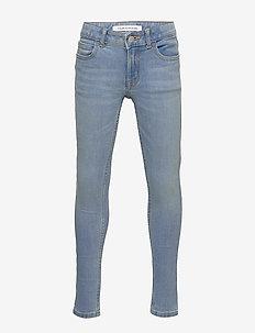 SKINNY MR - PASS LIG - jeans - pass light blue stretch