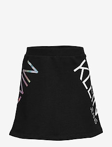HERO LOGO SKIRT - spódnice - ck black