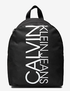 INSTITUTIONAL LOGO BACKPACK - sacs a dos - ck black