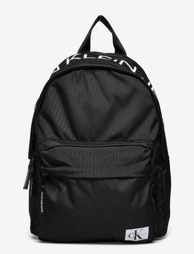 INSTITUTIONAL LOGO BACKPACK - rucksäcke - ck black