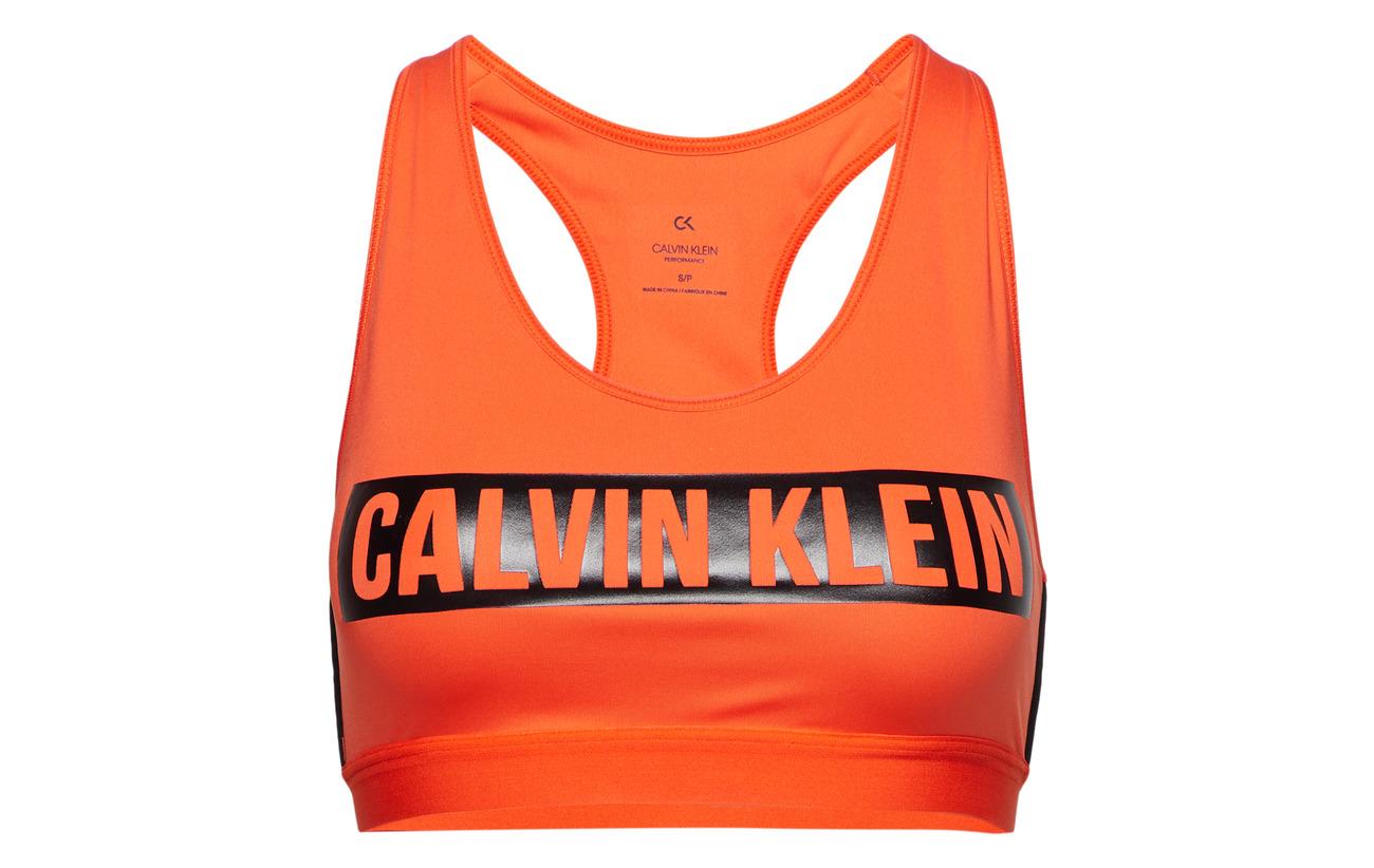 Klein Tomato Performance Logo Racerback 21 79 Elastane Calvin Cherry Polyester Sb 6xdYw56Uq