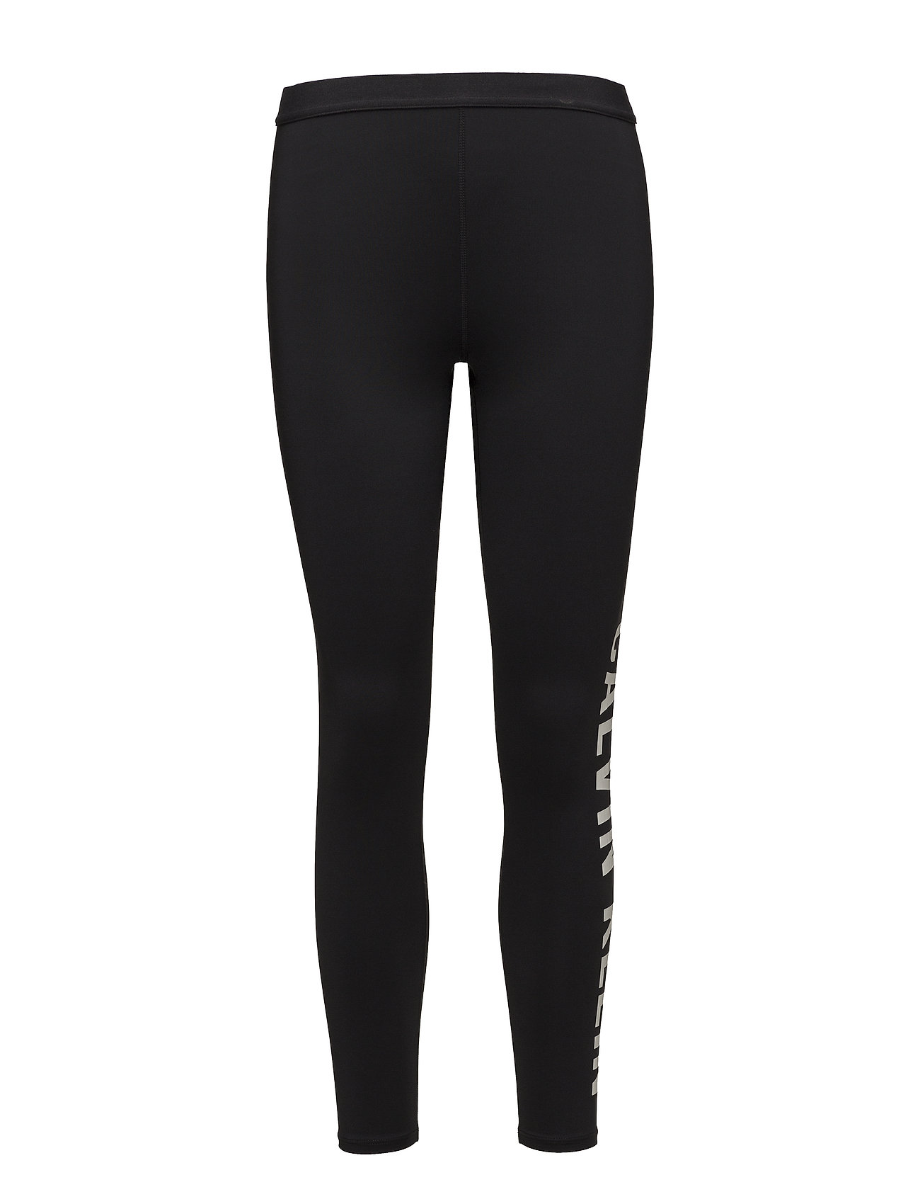 Calvin Klein Performance 7/8 TIGHT LOGO LEG - CK BLACK