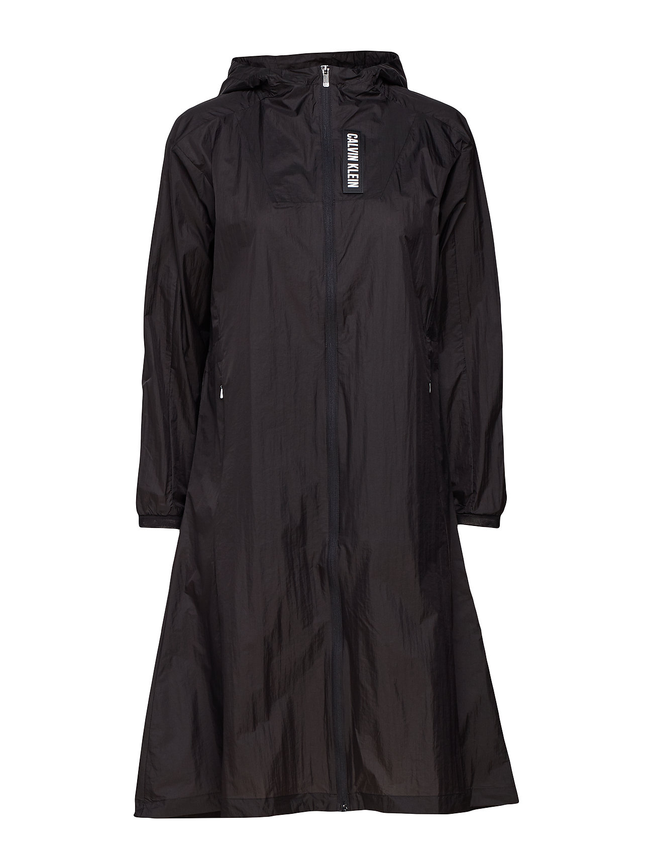 Calvin Klein Performance LW COAT - CK BLACK