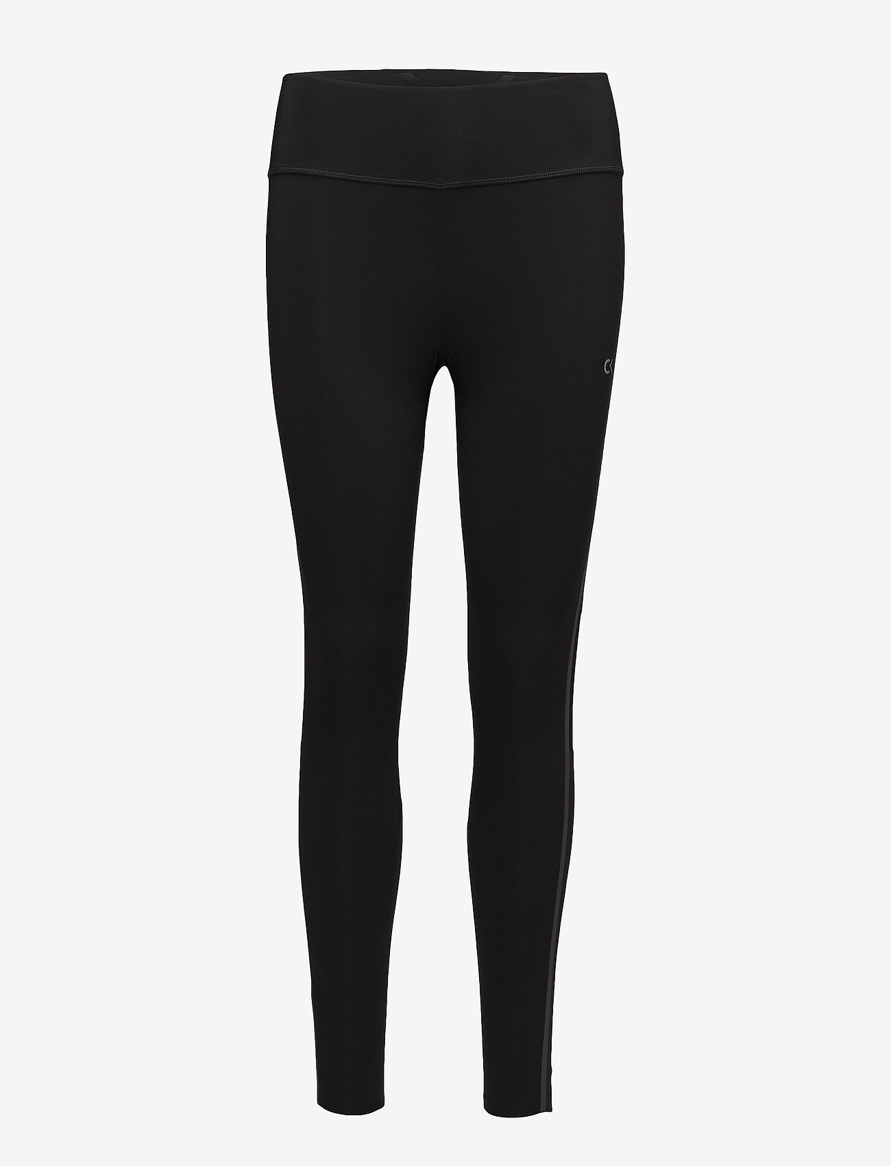 Calvin Klein Performance - FULL LENGTH BUTT LIF - running & training tights - ck black - 0