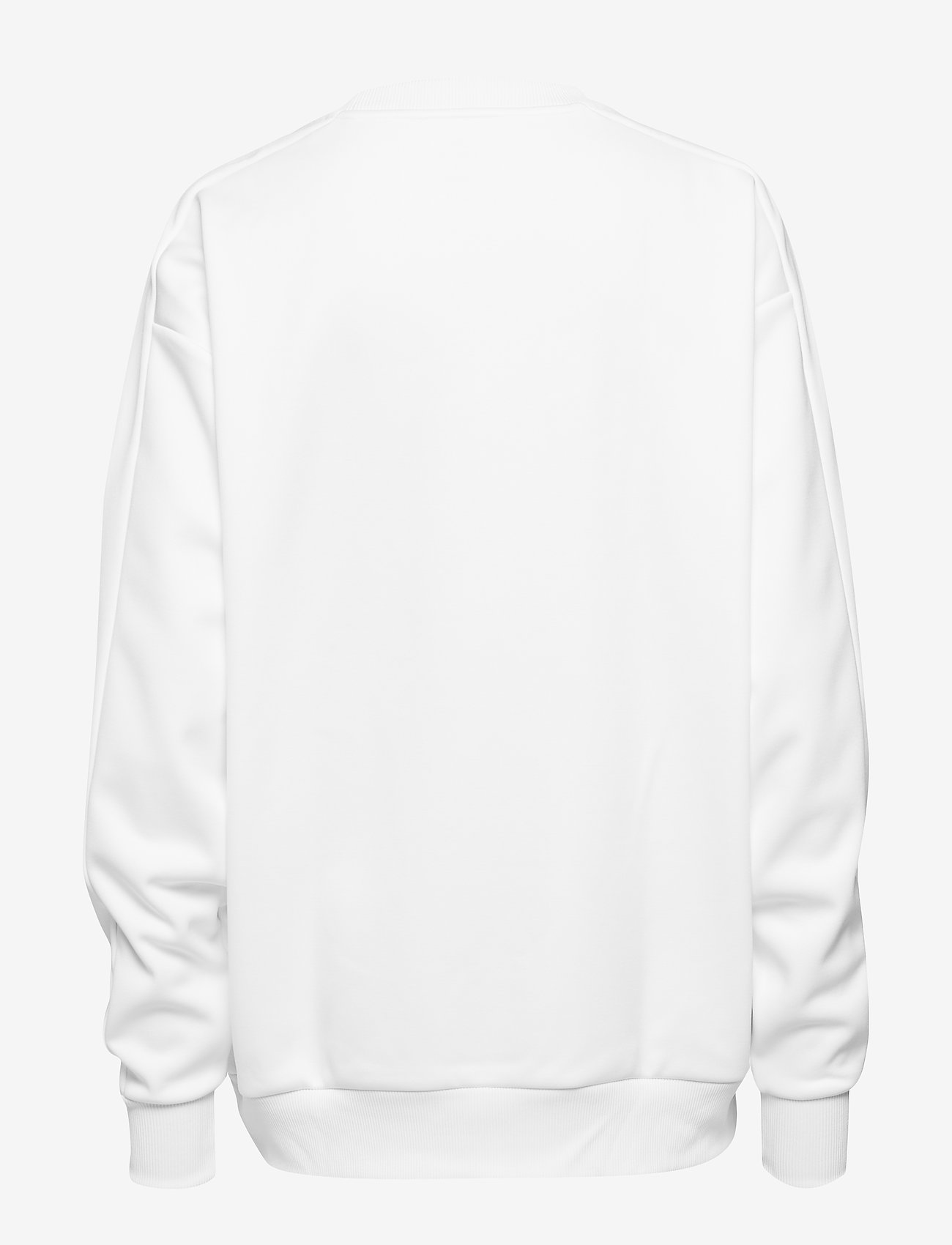 Calvin Klein Performance - PULLOVER - sweatshirts - bright white - 1