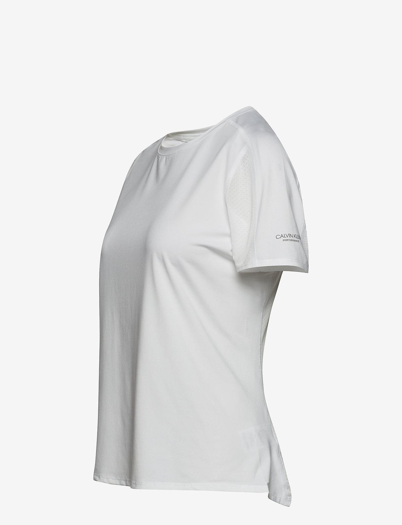 Ss Tee (Bright White) (360 kr) - Calvin Klein Performance