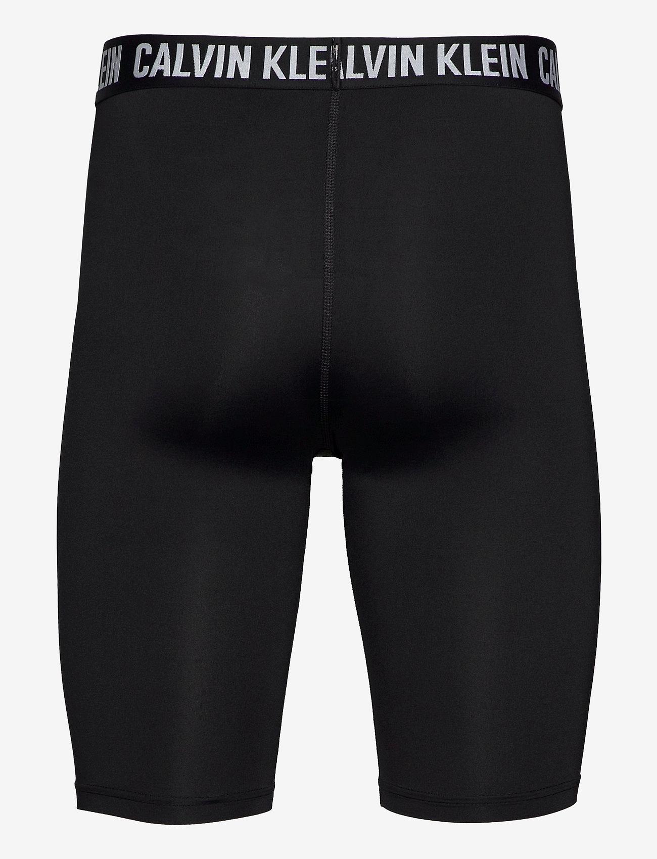 Calvin Klein Performance - SHORT LENGTH TIGHT - thermo onderbroeken - ck black - 1