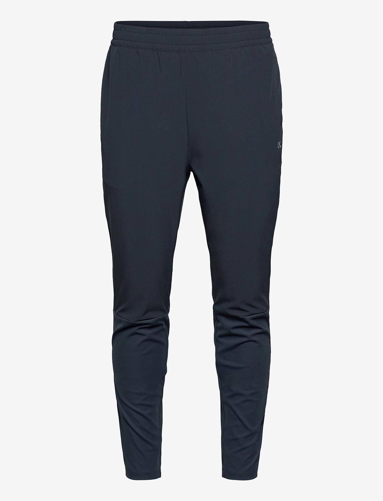 Calvin Klein Performance - WOVEN PANTS - treenihousut - collegiate blue - 0