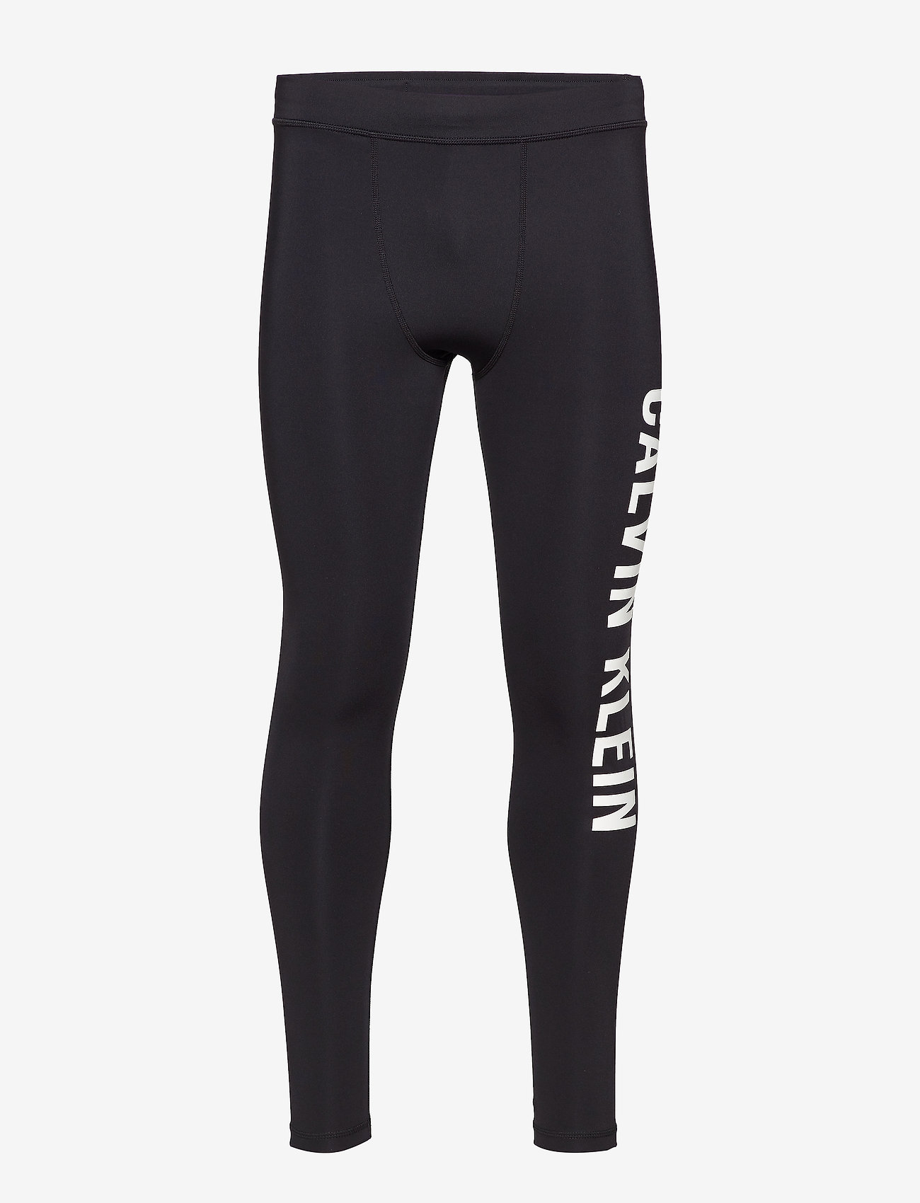 Calvin Klein Performance - FULL LENGTH TIGHT LO - sportleggings - ck black - 0