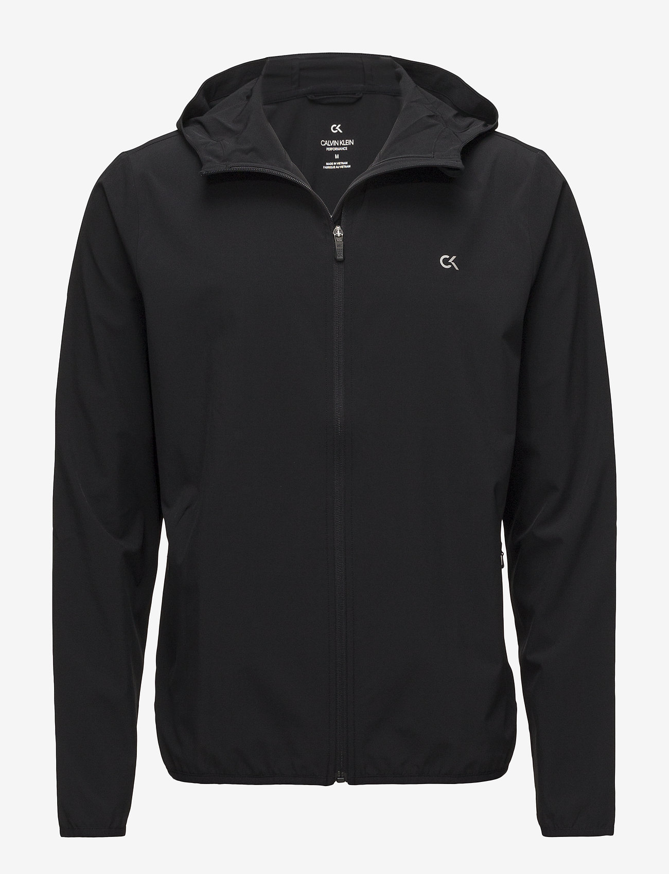Calvin Klein Performance - WIND JACKET - veste sport - ck black - 0