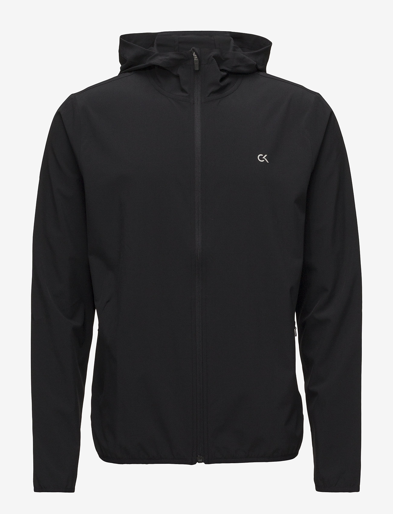 Calvin Klein Performance - WIND JACKET - sports jackets - ck black - 1