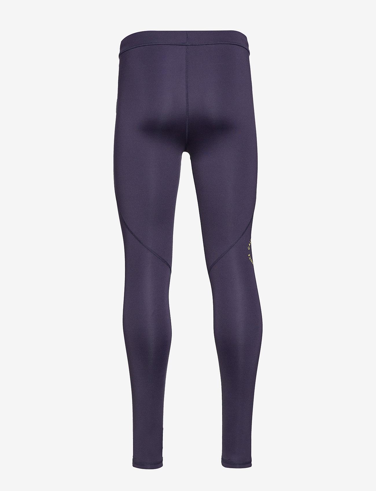Calvin Klein Performance - FULL LENGTH TIGHT - running & training tights - night sky/sulphur spring - 1