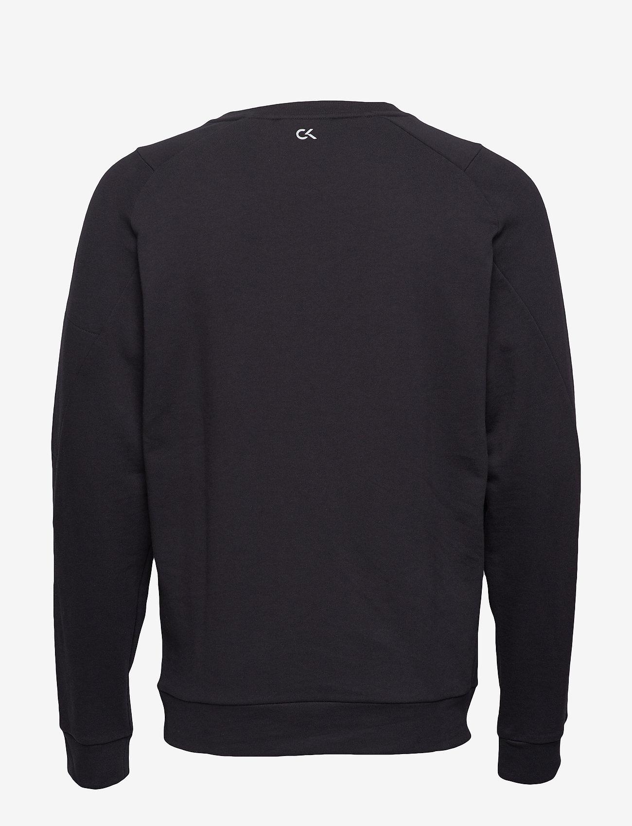 Calvin Klein Performance - PULLOVER - sweatshirts - ck black - 1