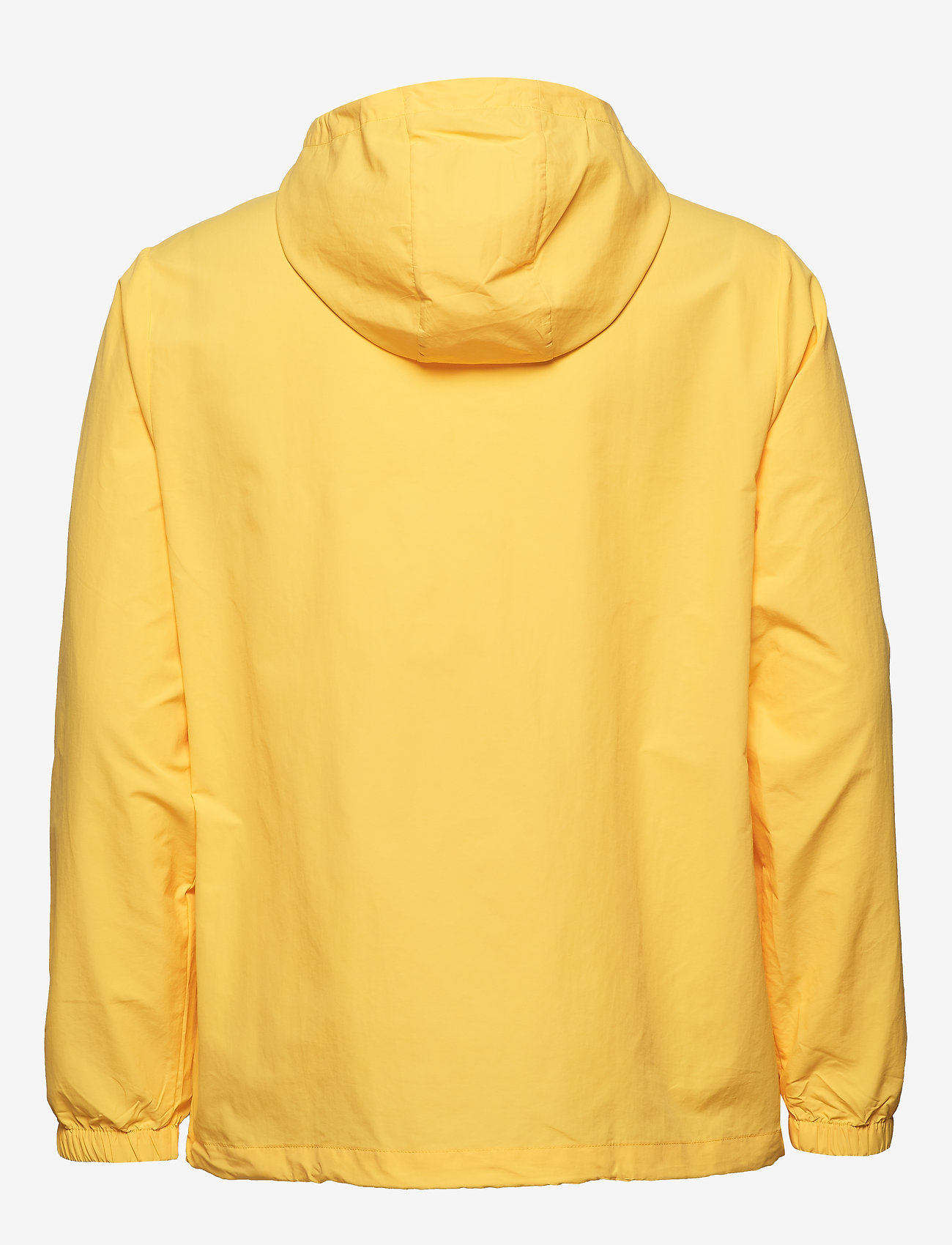Calvin Klein Performance - 1/2 ZIP WOVEN JACKET - anoraks - goldfinch - 1