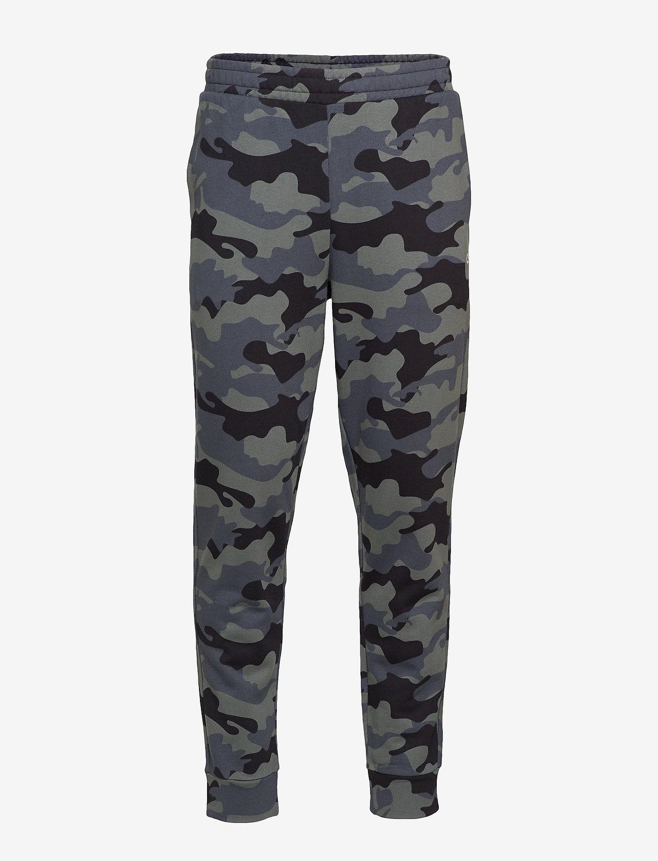 Calvin Klein Performance - KNIT PANTS - sweatpants - ck black camo - 0