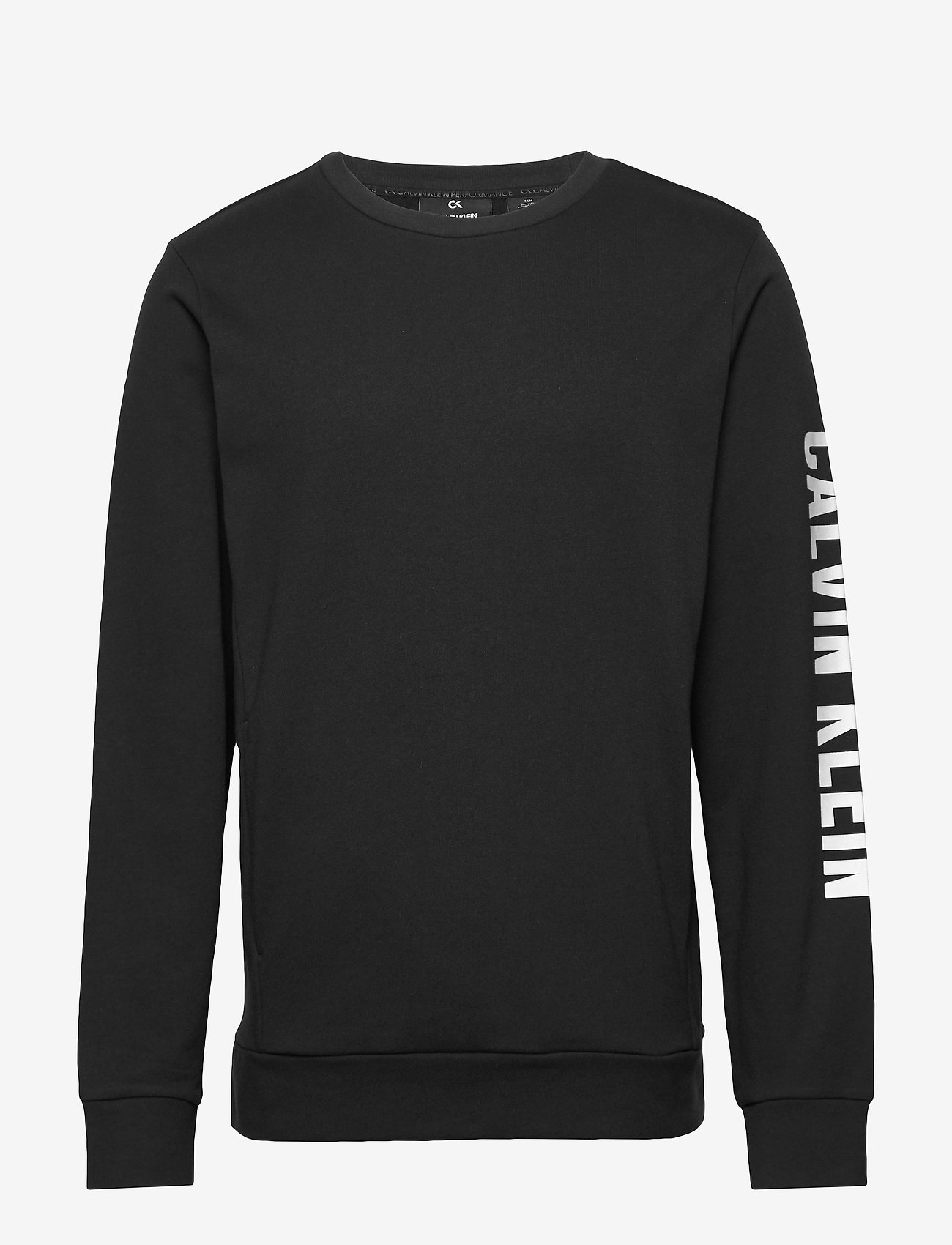 Calvin Klein Performance - PULLOVER - sweatshirts - ck black - 0