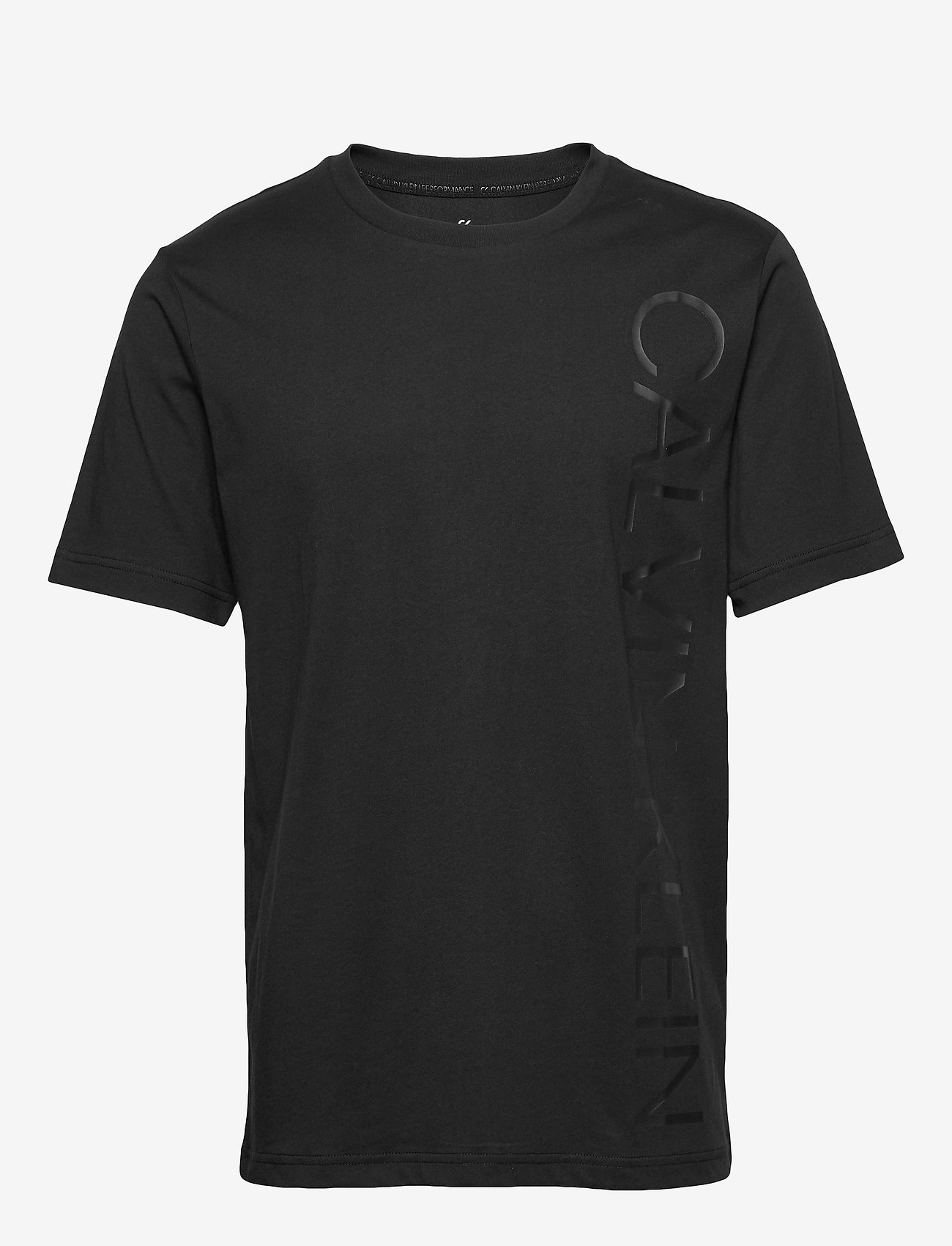 Calvin Klein Performance - SHORT SLEEVE T-SHIRT - t-shirts - ck black - 0