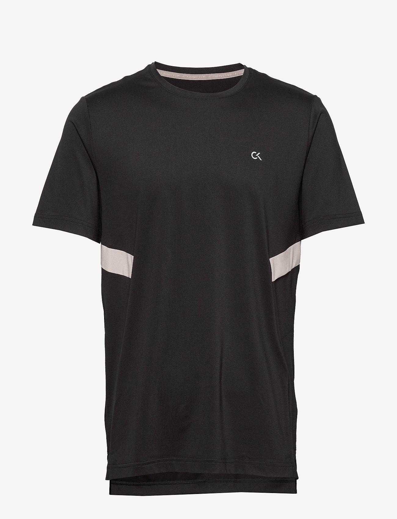 Calvin Klein Performance - SHORT SLEEVE T-SHIRT - t-shirts - ck black - 0
