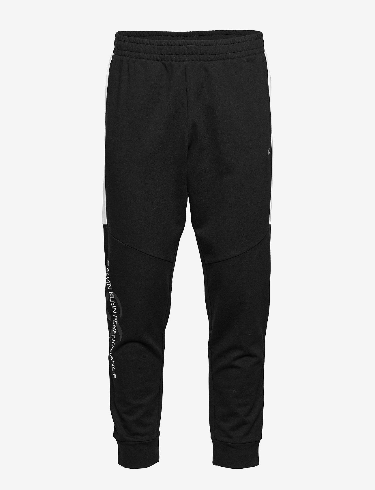 Calvin Klein Performance - Knit Pants - trainingsbroek - ck black - 0