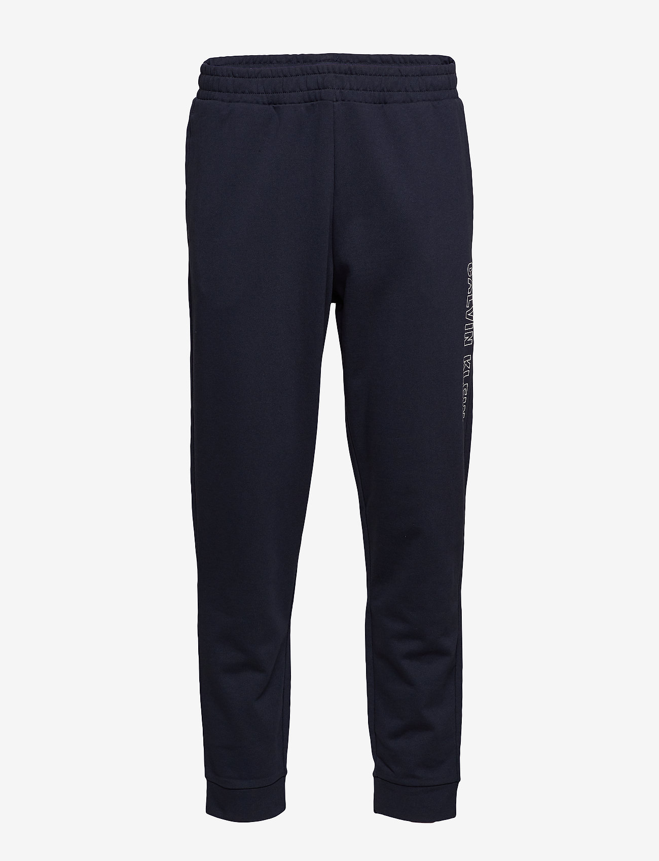 Calvin Klein Performance - KNIT PANTS - sweatpants - night sky - 0