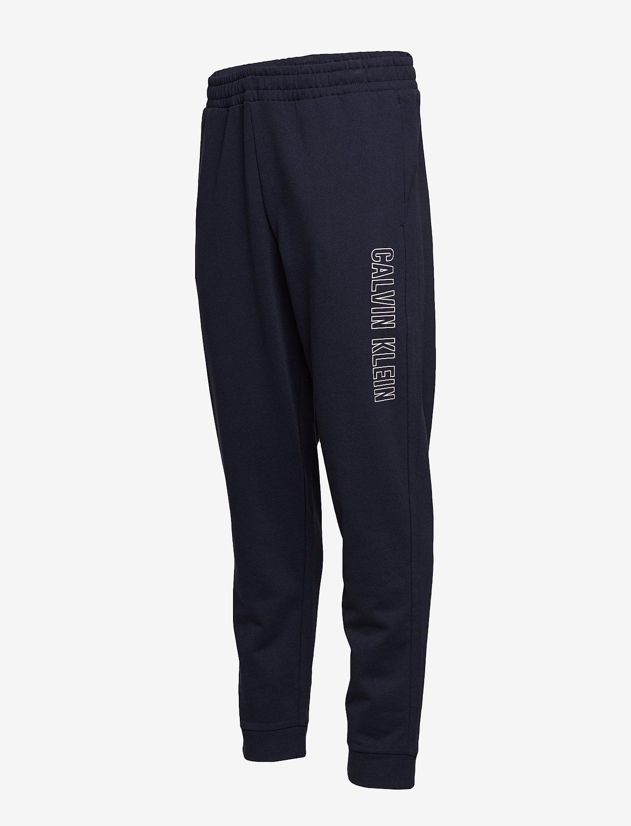 Calvin Klein Performance - KNIT PANTS - sweatpants - night sky - 1
