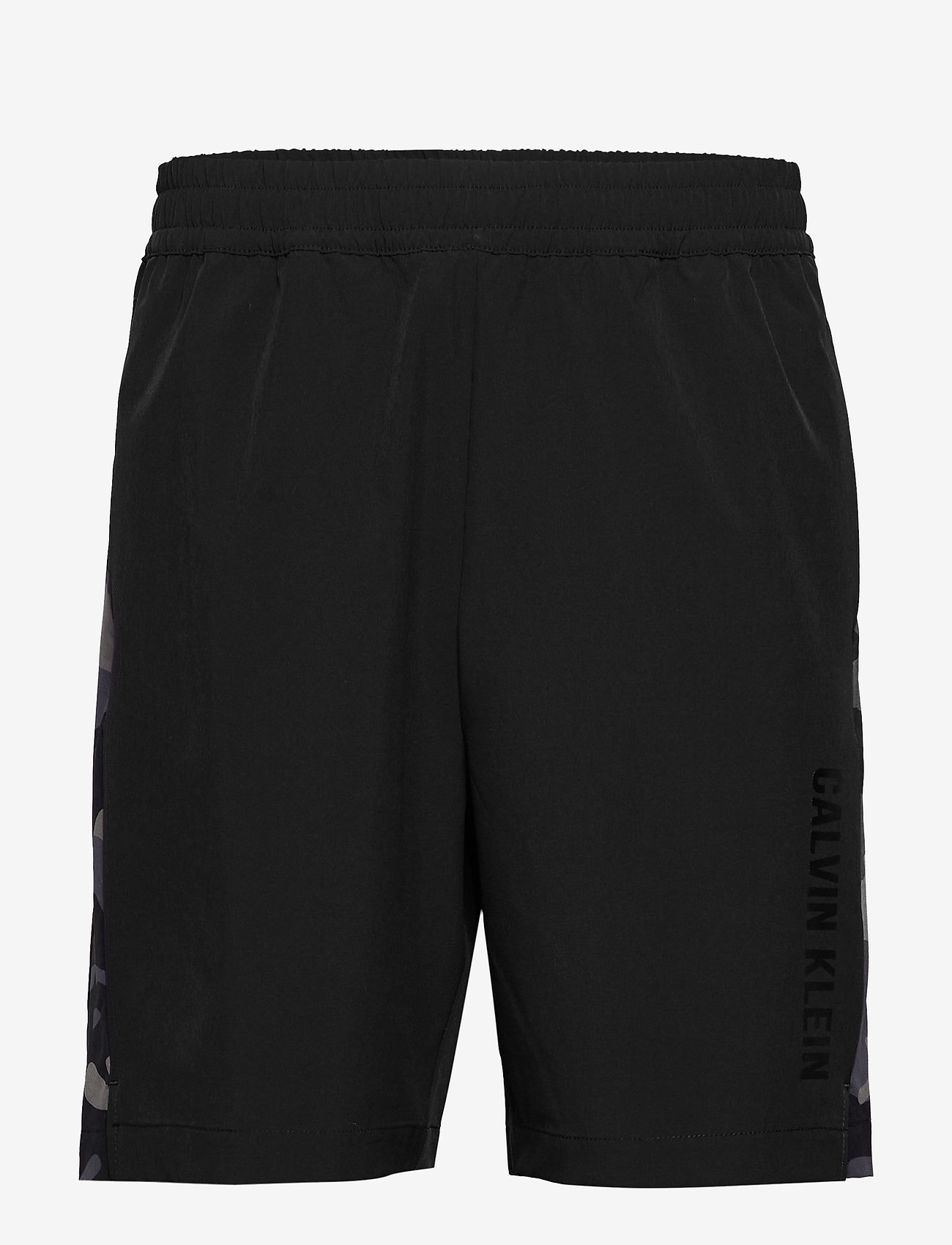 "Calvin Klein Performance - Camo 7"" Woven Shorts - casual shorts - ck black camo - 0"