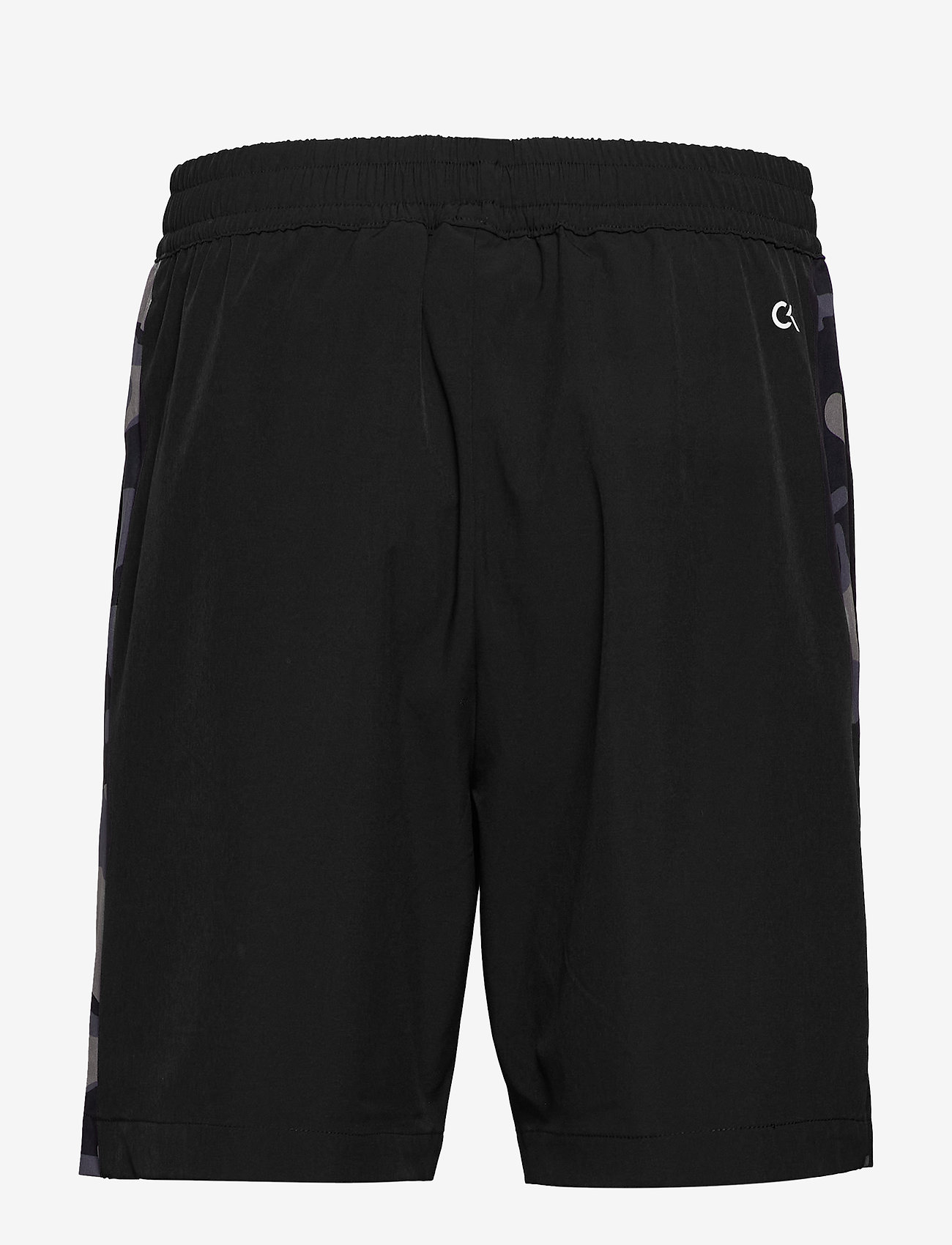 "Calvin Klein Performance - Camo 7"" Woven Shorts - casual shorts - ck black camo - 1"