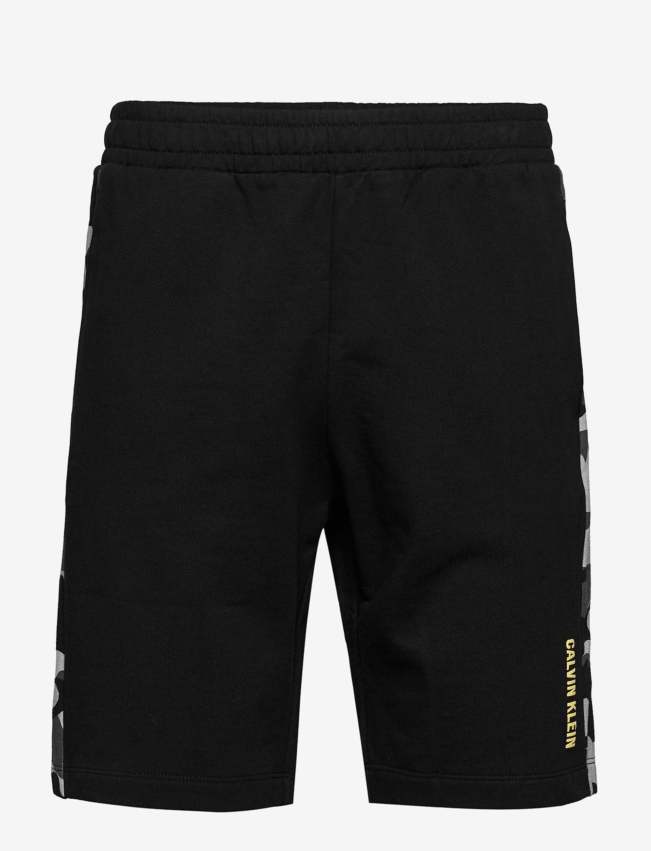 """Calvin Klein Performance - Camo 9"""" Knit Shorts - casual shorts - ck black camo - 0"""