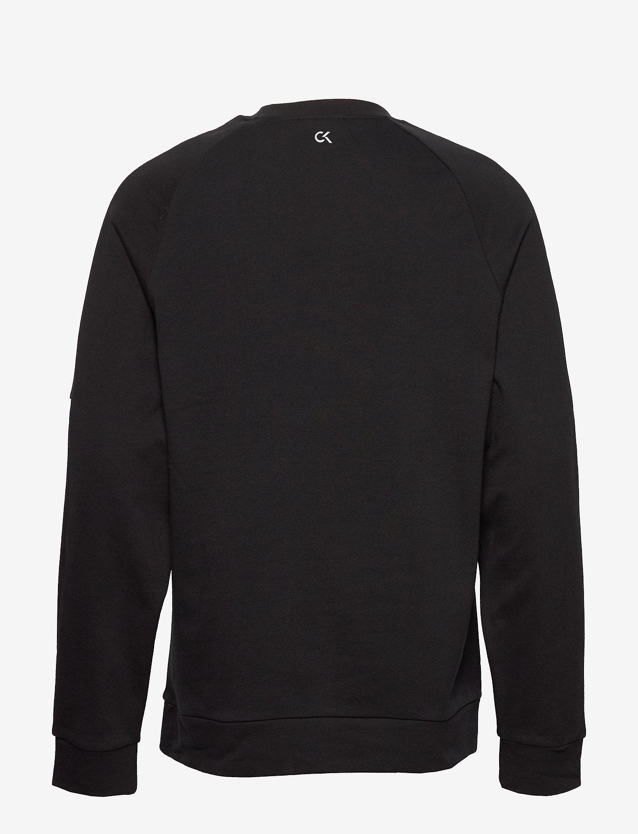 Calvin Klein Performance - PULLOVER - basic sweatshirts - ck black - 1