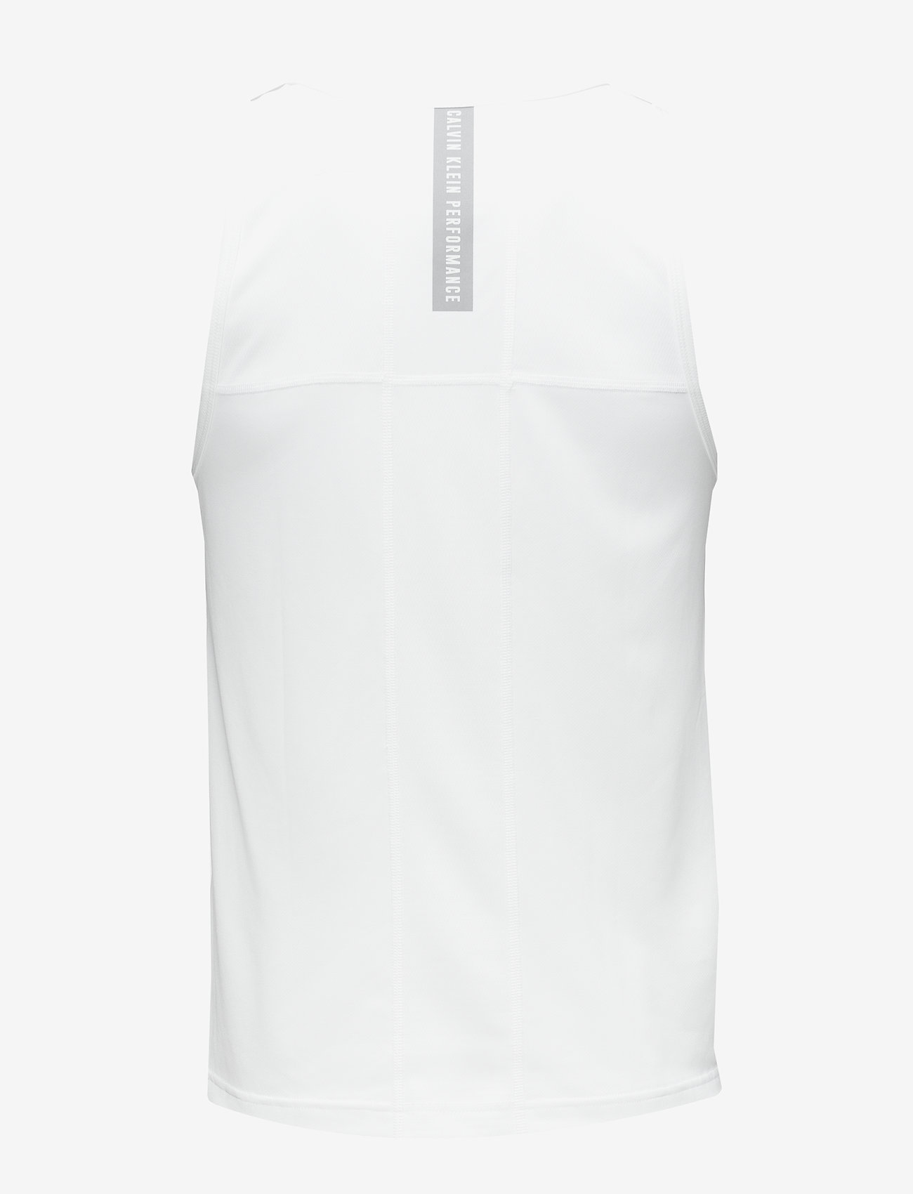 Calvin Klein Performance - TANK - tank tops - bright white - 1