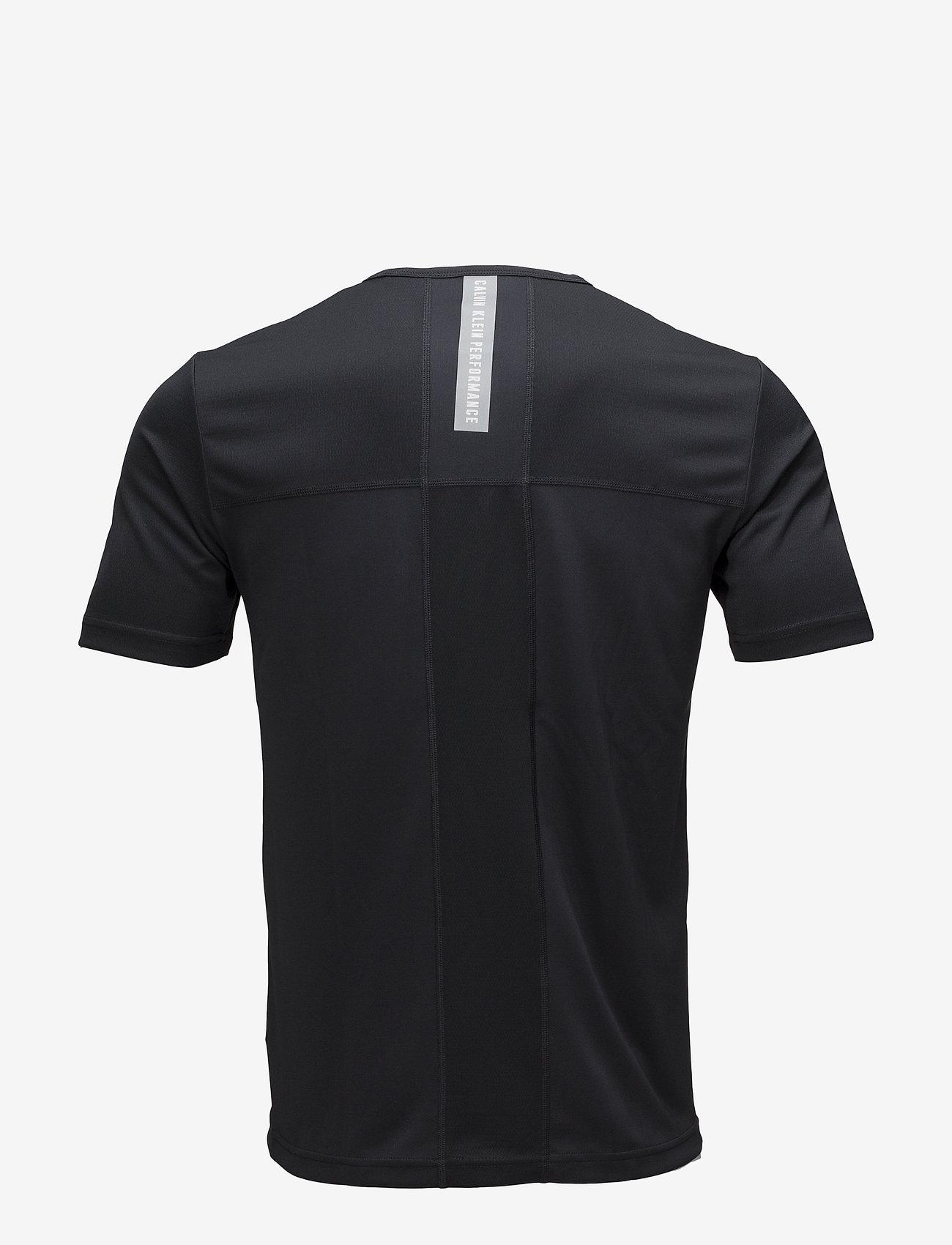 Calvin Klein Performance - SS TEE - sports tops - ck black - 1