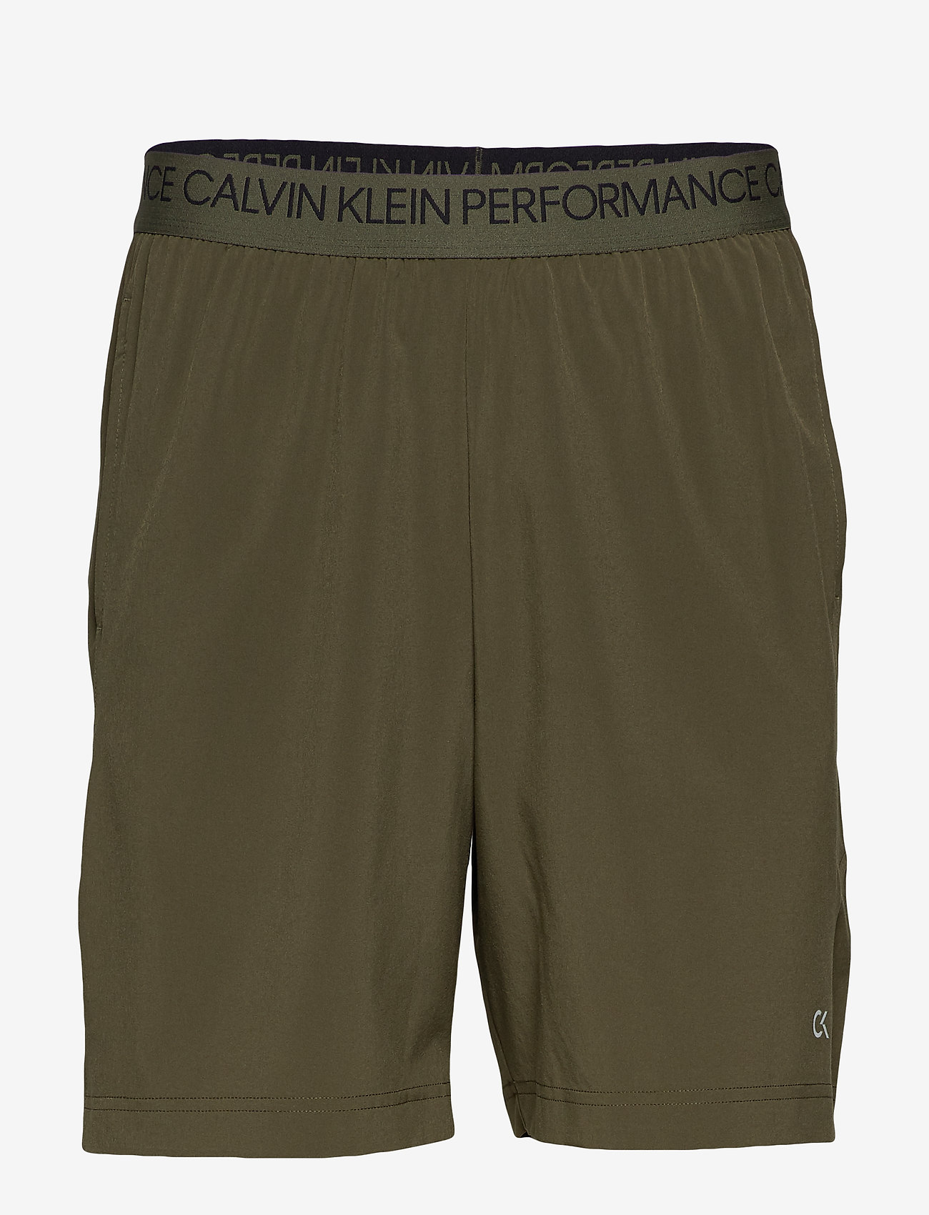 Calvin Klein Performance - WOVEN SHORT - training korte broek - grape leaf - 0